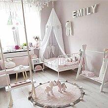 BINGMAX Kinderzimmerteppich Kinderteppich