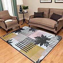 BINGMAX Nordischen Stil Designer Teppich mit