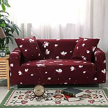 BINGMAX Sofa Abdeckung 1/2/3/4 Sitzer Sofabezug