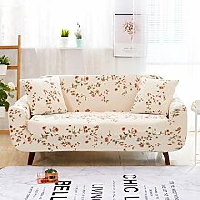 BINGMAX Sofabezug 1/2/3/4 Sitzer Elastischer