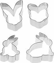 Osterhasen Ausstecher In Vielen Designs Günstig Kaufen Lionshome