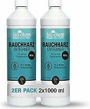 Bio-Chem Rauchharz-Entferner 2X 1000ml