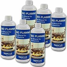 BIO FLAMME 6x 1000 ml (7071) - Bio-Alkohol