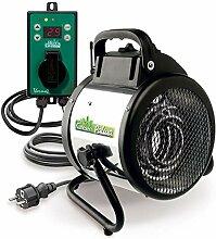 Bio Green Elektrogebläseheizung Palma, 2000 Watt,