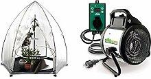 Bio Green Winterschutz Tropical Island Zelt - XL-
