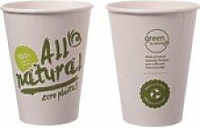 BIO Kaffeebecher Coffee to go ALL NATURAL - Zero