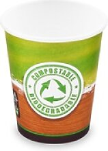 BIO Kartonbecher Kaffeebecher CoffeeToGo