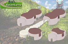 BIO Rasenkante Zubehör, Schneckenbremse, Farbe: