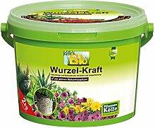 Bio Wurzel-Kraft 2kg im Eimer, Wurzel-Dünger in Bio-Qualität, Düngemittel für Wurzeln, biologisch, Kölle's Bio Wurzelkraf