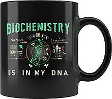 Biochemie Geschenk, Biochemie Student Tasse,