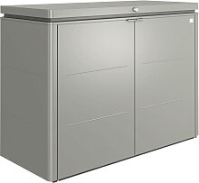 Biohort GARTENBOX, Dunkelgrau, Metall, 160x118x70