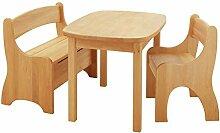 BioKinder 24789 Spar-Set Levin Kindersitzgruppe