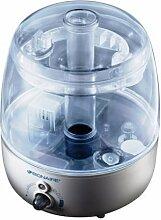 Bionaire BU3000-I Kompakter Luftbefeuchter, Ultra LED, Blau