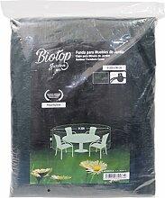 Biotop B2221Schutzhülle für Tische und Stühle 325cm, grün