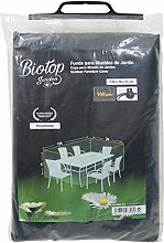 Biotop B2234Schutzhülle für Tische und Stühle 130x 79cm, grün