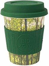 BIOZOYG Premium Bambus Kaffeebecher to go I