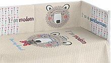 BIPOLART Nestchen, Baumwolle, bunt, 60x 40x 5cm