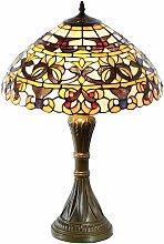 Birendy - Tischlampe im Tiffany Style Tiff129