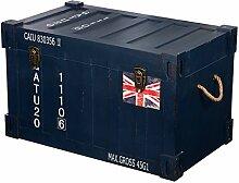 Birendy XW14B035 Container Look Holz MASSIV
