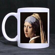 Birthday Gifts Presents Johannes Vermeer Girl with