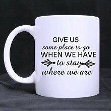 Birthday/Office Gifts Presents Humor Quotes give