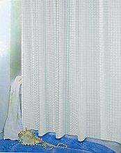 Bisk Eva-Duschvorhang Eva Transparent 180cm