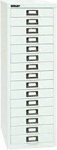 Bisley MultiDrawer™ 39er Serie - DIN A4, 15