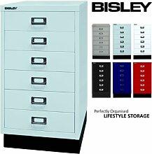 Bisley Schubladenschrank 29 aus Metall | Schrank
