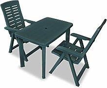 Bistro-Tisch Und Stühle, Gartentische Mit