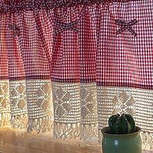 Bistrogardine Küchengardine Scheibengardine,Cafe