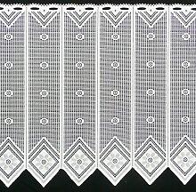 scheibengardinen meterware g nstig online kaufen lionshome. Black Bedroom Furniture Sets. Home Design Ideas