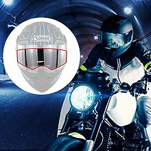 biteatey Imported Motorrad Helm Objektiv Universal