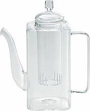 Bitossi Home Teekanne Kanne aus Borosilikat-Glas