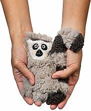 Bitten Lemur Mini Körnerkissen mit Lavendelduft -