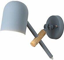 BiuBiuji Wandleuchte Led-Wandlampe Wohnzimmer