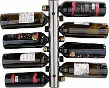 Biutimarden Wand Weinregal Weinflaschenhalter ist