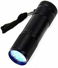 Bazaar 2 in 1 tragbare UV-Licht Handheld Gelddetektor Taschenlampe