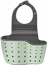 BIYI Waschbecken Abflusskorb Küche einstellbar
