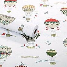 BIZHI Moderne Tapeten Art-Deco-3D Mode Streifen Tapete Wandverkleidung PVC selbst Klebstoff/Vinyl Stoff Wandkunst,NHGUB24