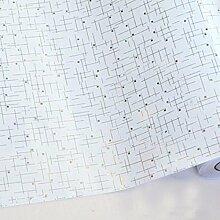BIZHI Solide Wallpaper für Home Luxus Wand Abdeckung PVC/Vinyl Material selbst selbstklebende Tapete Zimmer Tapete,GJKJF1