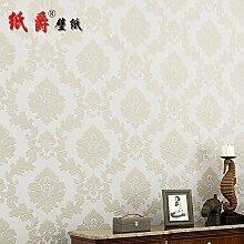 BIZHI Zeitgenössische 4D Tapete Jugendstil für Non-Woven Paper Wandkunst,90½