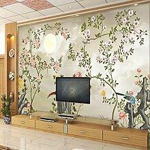 BIZHIGE 3D Tapete Für Wände 3D Wallpaper