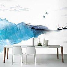 BIZHIGE 3D Wandbild Tapete Für Wohnzimmer