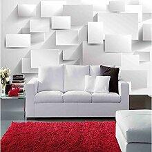 BIZHIGE 3D Wandbild Tapete Für Wohnzimmer Tv Sofa