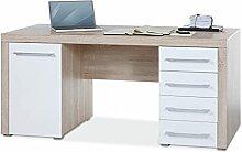 BJYX Schreibtisch Computertisch Arbeitstisch