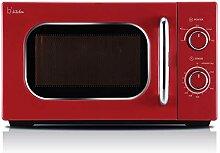 BKITCHEN Cook 820 Retro-Mikrowelle, 5