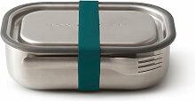 Black + Blum - Edelstahl Lunch Box, ocean