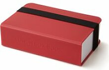 Black + Blum - Lunch Box Buch, rot