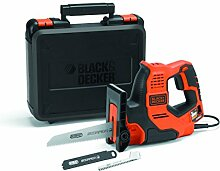 Black+Decker 3-in-1 Autoselect Universalsäge