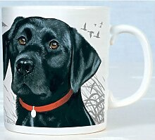 Black Labrador - Mugs - Becher - Chopes